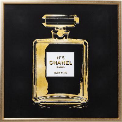 Cuadro Fragrance 115x115cm