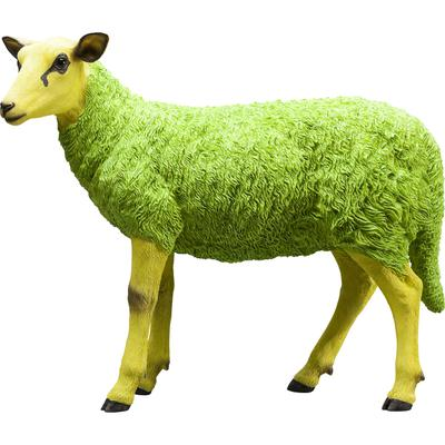 Figura decorativa Sheep Colore verde