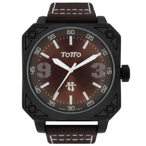 Reloj Negro/Café - Tr002-3