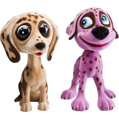 Decoracion Figura Big Eyes Dog varios