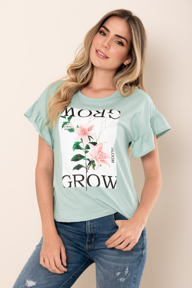 CAMISETA GROW