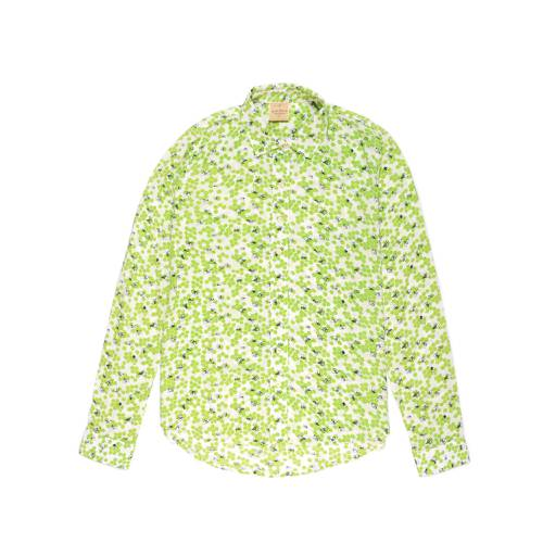 Camisa Rose Pistol para Mujer - Verde