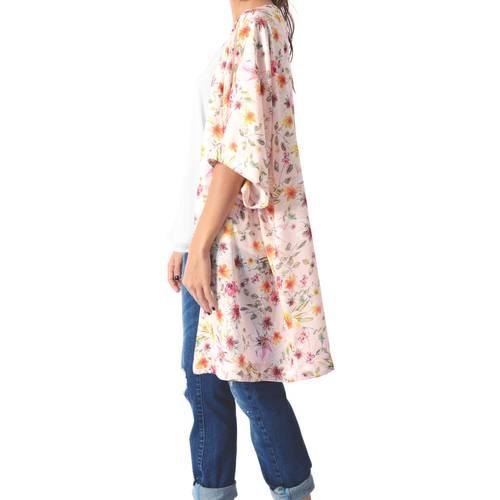 Kimono Color Siete  - Floral