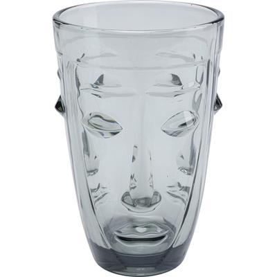 Vaso agua Cara 13cm