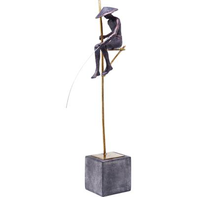 Figura decorativa Stilt Fisher Man 62cm