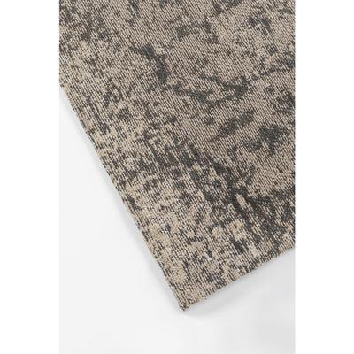 Alfombra Vintage gris 80x270cm
