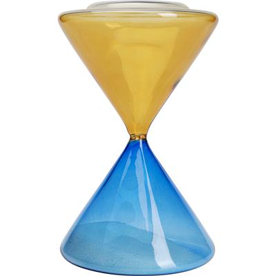 Reloj arena azul-naranja 5Min Ø13