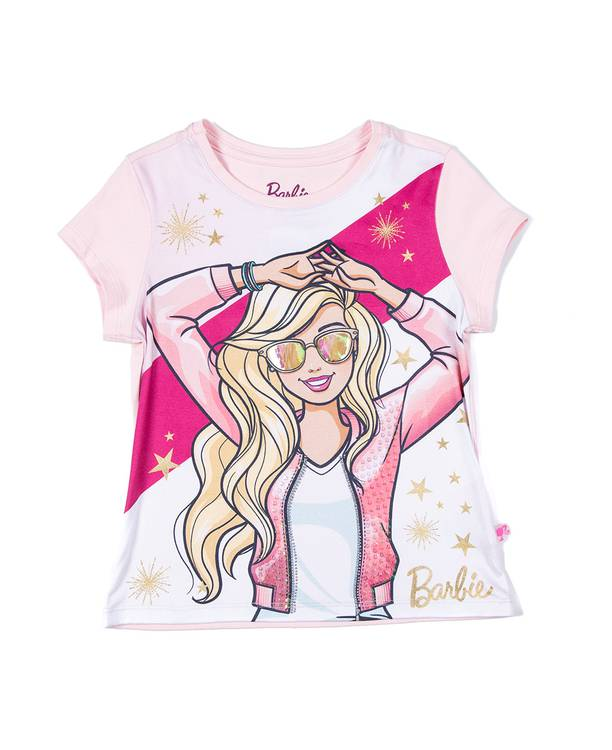 Camiseta Niña Barbie