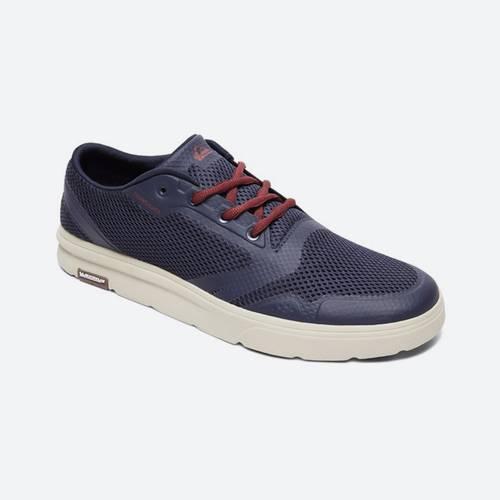 Zapatos Amphibian Plus Azul-Rojo-Gris