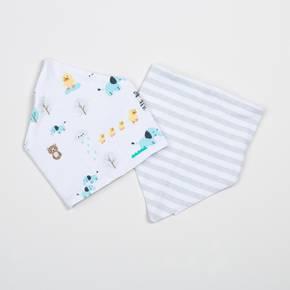 Babero paquete x 2 Baby