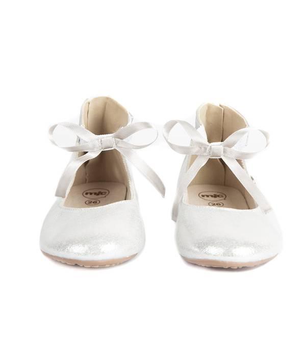 Baleta Plata Niña