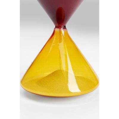 Reloj arena rojo-naranja 3Min Ø12