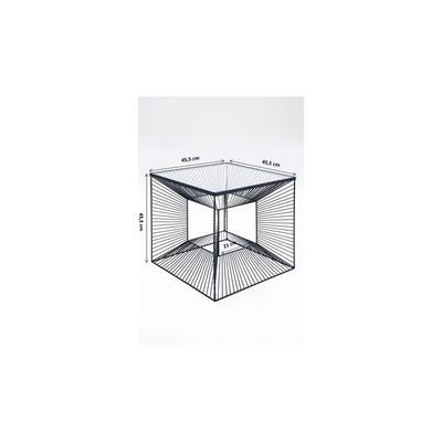 Mesa auxiliar Dimension 45x45cm