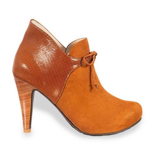 Zapato Otk Mostaza