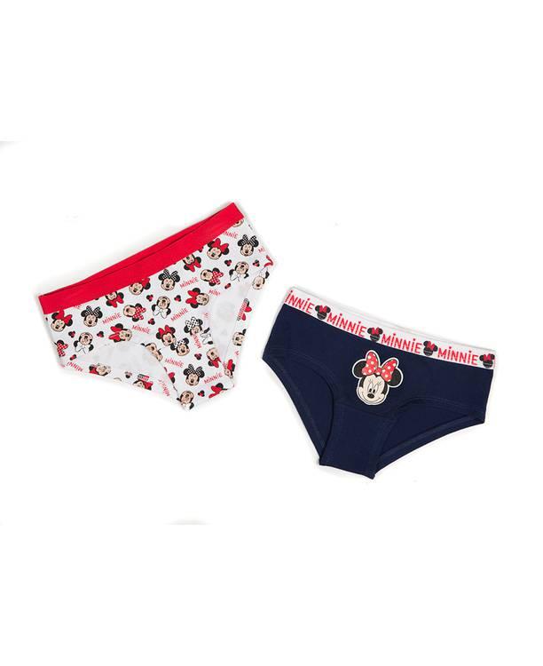 Panty Clásico X2 Niña Minnie