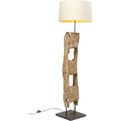 Lámpara de pie Nature Holes 160cm