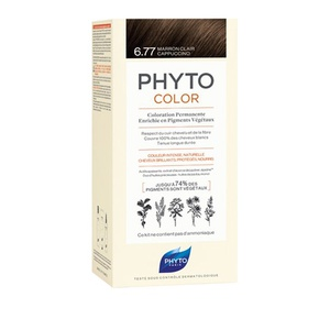 Phytocolor 6.77 Ligth Brown Cappucino 50ml