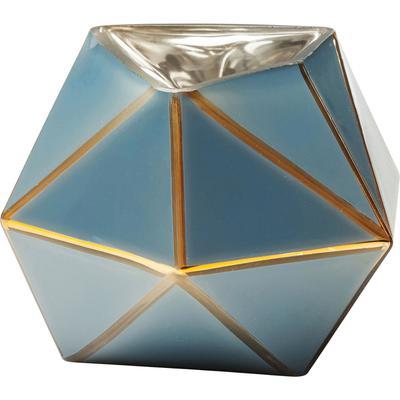Vasija Art Pastell azul 14cm