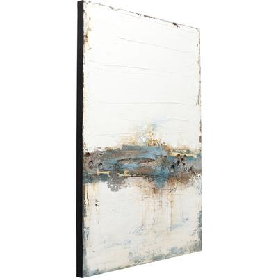 Cuadro Abstract Stroke One 120x90cm