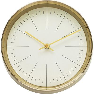 Reloj pared West Coast oro Ø21cm