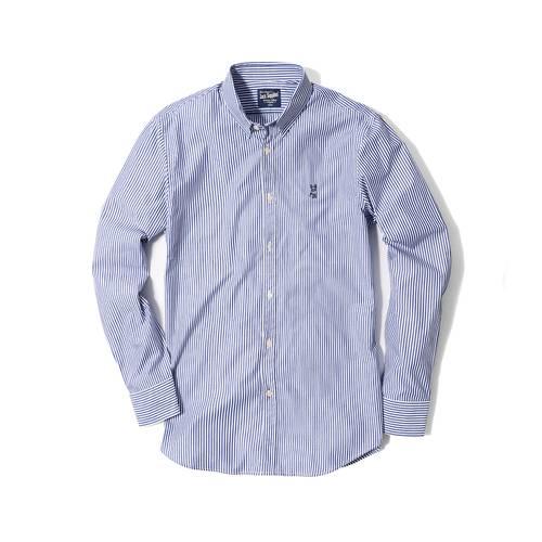 Camisa Manga Larga Wainscott Jack Supplies Para Hombre  - Azul