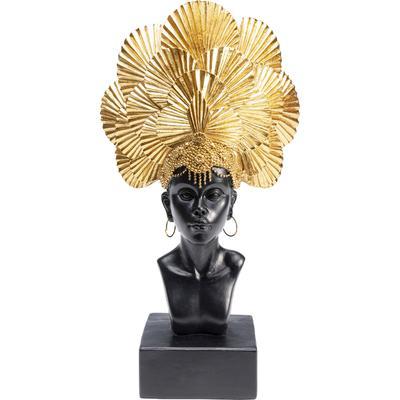 Objeto deco Goddess Portrait 35cm