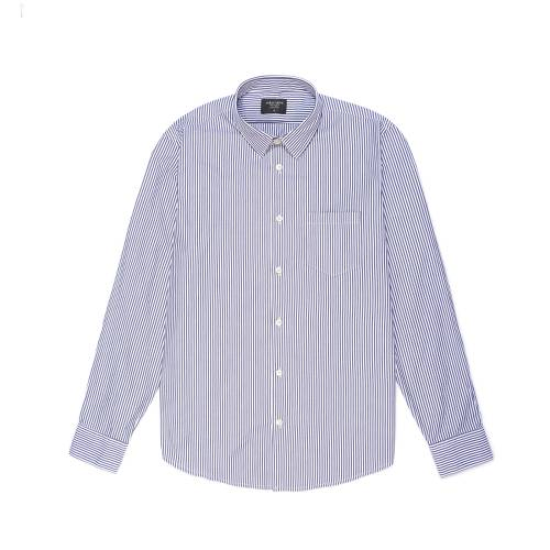 Camisa Thompson Rayas - Azul