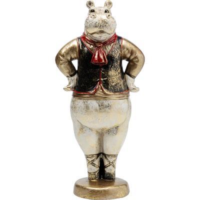 Objeto decorativo Sassy Hippo