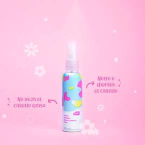 Perfume para cabello