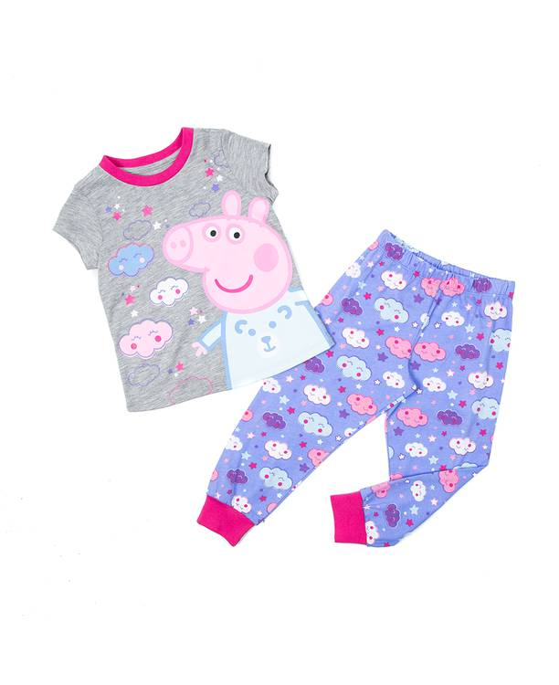 Pijama Caminadora Peppa Pig
