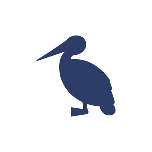 Polo Color Siete Para Hombre Blanco - Pelicano