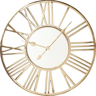 Reloj pared Giant oro Ø80cm