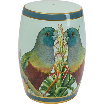Taburete Parrot Couple Ø35cm