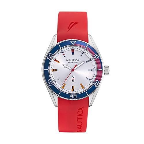 Reloj Finn world Blanco - Plateado