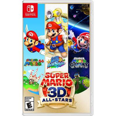 Super Mario 3D All Stars Nintendo Switch Fisico