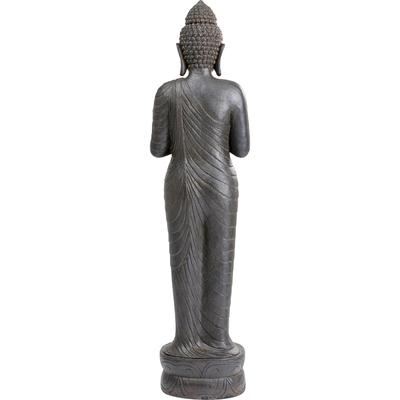 Objeto decorativo Asia Standing gris 155cm