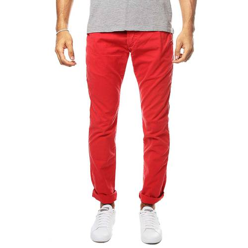 Pantalon Salinas Rosé Pistol para Hombre - Rojo