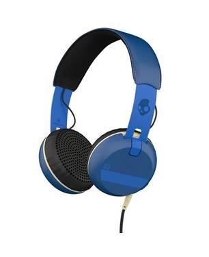 Audífonos Grind Illfamed/Royal/Blue Ttech Azul Ht-454 Azul - Skullcandy