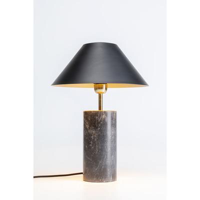 Lámpara mesa Palazzina negro