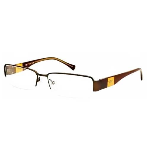 Gafas Oftálmicas Café-Transparente 8609-K03