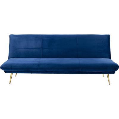 Sofá cama Soda azul 188cm