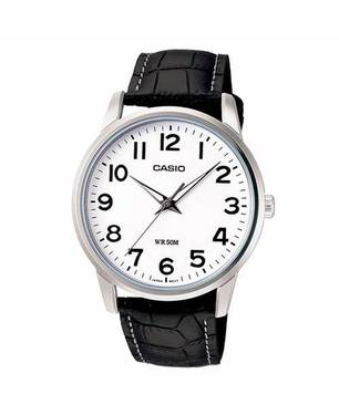 Reloj Análogo Blanco-Negro MTP-1303L-7B - Casio