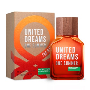 Benetton United Dreams One Summer Hombre EDT 100 ML