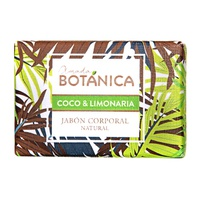 Jabón Amada Botánica Coco & Limonaria Barra 120 g