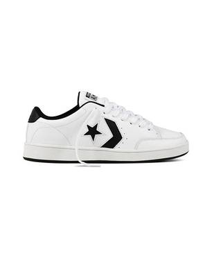 Zapatos White-Black-Black