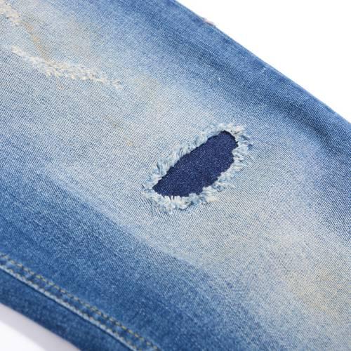 Jean Rosé Pistol Para Hombre  - Azul