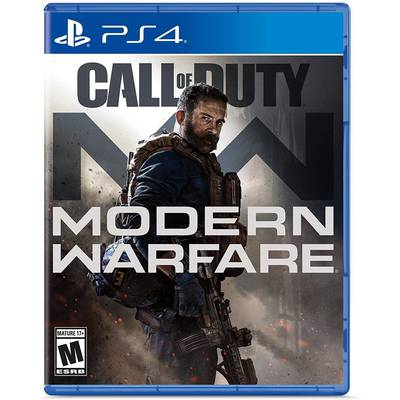 Call of Duty: Modern Warfare MW- PS4