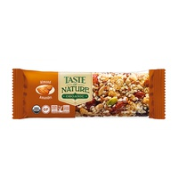 Taste of Nature Organic  BARRA DE ALMENDRAS  40 G
