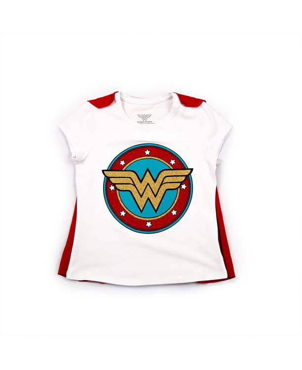 Camiseta Niña Wonder Woman