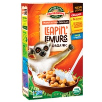 Natures Path Cereal Leaping Lemur 284 Gr